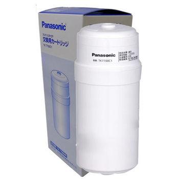 【Panasonic 國際牌】電解水機專用濾心TK-7700C