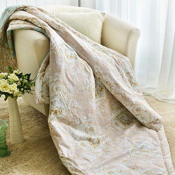 【義大利La Belle】浪漫滿屋純棉涼被(5x6.5尺)