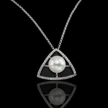 【JA-ME】三生有幸超大天然珍珠項鍊