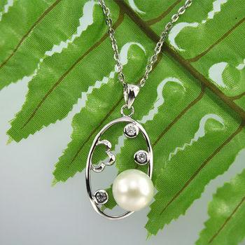 【JA-ME】春心蕩漾天然珍珠項鍊