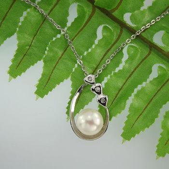 【JA-ME】真心真意天然珍珠項鍊