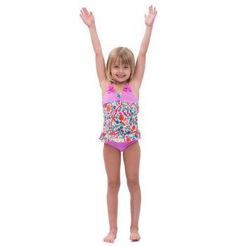 【sunseeker 泳裝】 (53501)澳洲名品女童經典小碎花系列連身泳裝