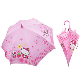 Hello Kitty 兒童直傘-草莓(RKT1282 )