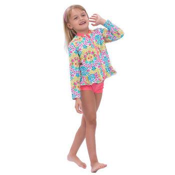 【sunseeker 泳裝】澳洲名品女童窈窕淑女系列泳裝 (53508)