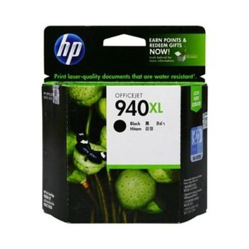 HP C4906AA NO.940XL 原廠黑色高容量墨水匣