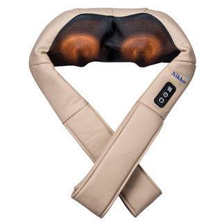 【NIKKO日光】3D肩頸按摩樂NI-1416