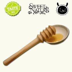 Sweet Nature - 實木蜂蜜棒(北美進口楓木東森旅遊電話)
