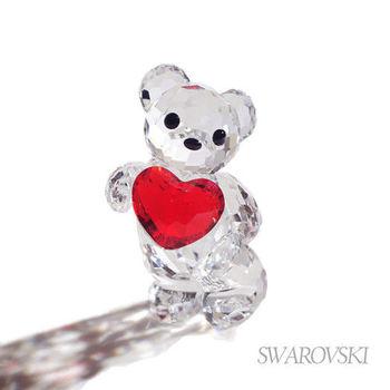 VIP回饋 -【SWAROVSKI】施華洛世奇 Kris小熊–獻上我的心