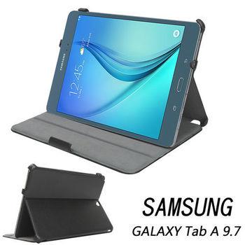三星 SAMSUNG GALAXY Tab A 9.7 P550專用頂級薄型平板電腦皮套 保護套 可多角度斜立