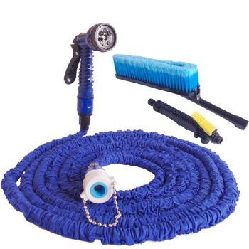 彈力伸縮水管清潔組/汽車清潔組(贈超細纖維大擦車巾1條)