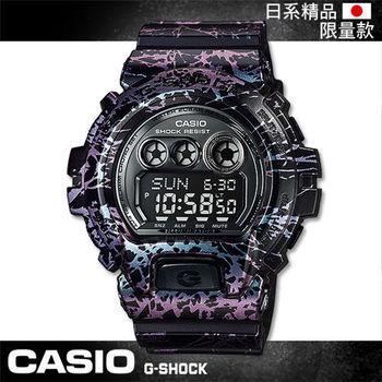 【CASIO卡西歐G-SHOCK 系列】全日製_防水200米_LED背光照明(GD-X6900PM-1JF)