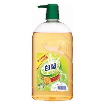 白蘭 全新動力配方洗碗精-鮮柚(1kg x12罐)