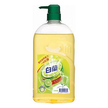 白蘭 全新動力配方洗碗精-檸檬(1kg x12罐)