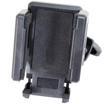 omax360度可調整自行車手機架-2入
