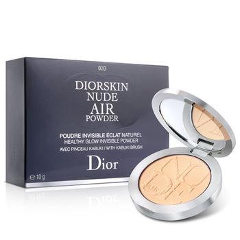 Dior迪奧 輕透光空氣蜜粉餅#020(10g)