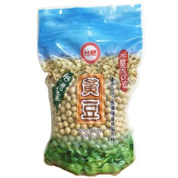 台糖本土非基因改造黃豆6包(500g/包)