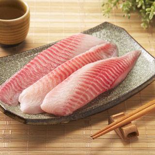 【八方行】頂級台灣鯛無刺魚片5片*5包共25片(450g/包)