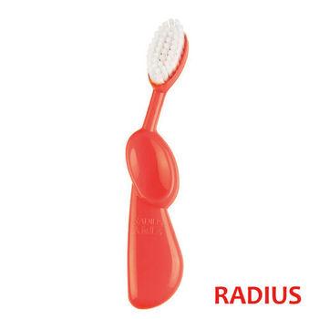 美國RADIUS- 兒童超軟毛牙刷-6歲起適用(橘)