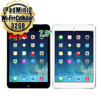 Apple iPad mini 2 32G 7.9吋平板電腦 WiFi+Cellular