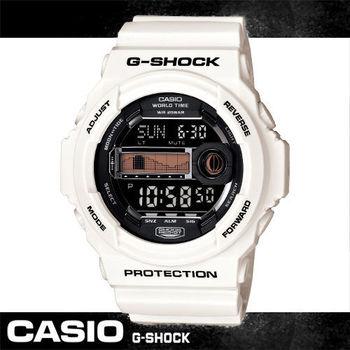 【CASIO 卡西歐 G-SHOCK 系列】限量聯名款-衝浪錶款(GLX-150X)