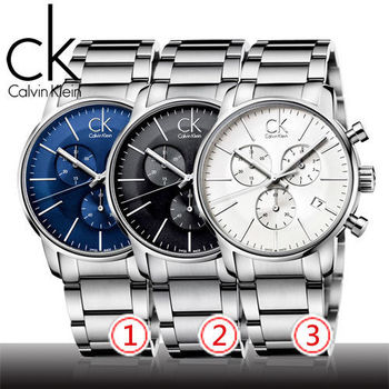 【瑞士 CK手錶 Calvin Klein】中性錶 (K2G27143_K2G27146_K2G2714N)