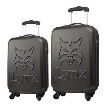 美國Lynx航空特仕版限量旅行箱