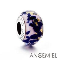 Angemiel安婕米 義大利純銀珠飾 愛慕 琉璃珠
