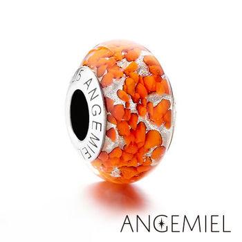 Angemiel安婕米 義大利純銀珠飾 雀躍 琉璃珠