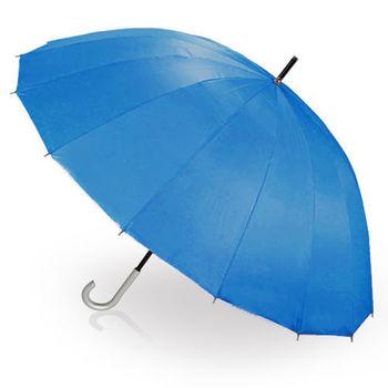 【2mm】日本樂天第一名正16骨無敵傘(天藍色)