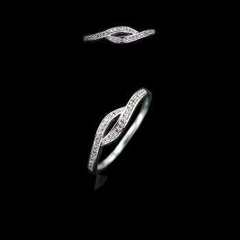 【xmono】牽手純銀戒指