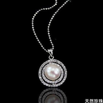 【JA-ME】濃情蜜意天然珍珠項鍊