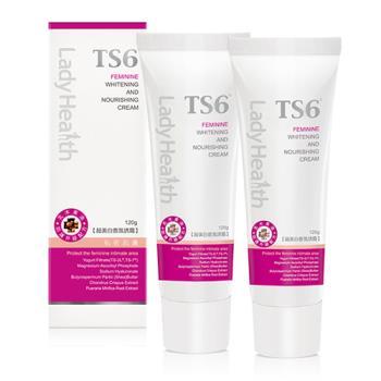 TS6 護一生超美白香氛誘霜(120ml)X2