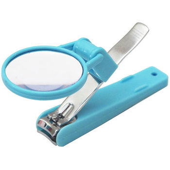 大號安全指甲剪帶放大鏡(A201)