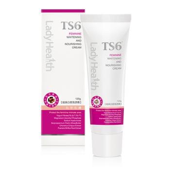 TS6 護一生超美白香氛誘霜(120ml)