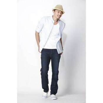 SG國際櫃型男名品超彈力牛仔褲