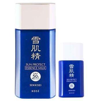 KOSE 高絲  雪肌精極效輕透防曬乳 (SPF50+.PA++++) 55ml+23ml