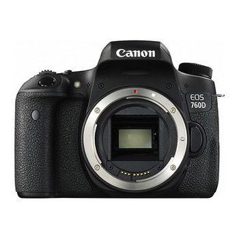 [64G原電組]Canon 760D單機身 (公司貨)-@