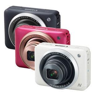 [16G組]Canon PowerShot N2 第二代社交型方塊相機 公司貨
