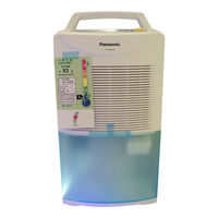 Panasonic國際牌 6公升清淨除濕機 F ^#45 Y105SW