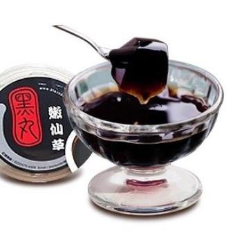 【黑丸嫩仙草】1公升/桶 4桶組(仙草/愛玉任選)