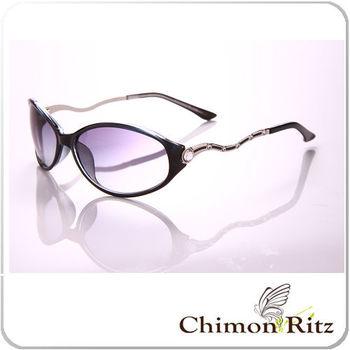 [Chimon Ritz] 流星雨抗UV400太陽眼鏡-黑色