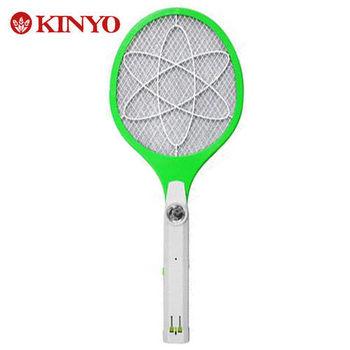 KINYO 小黑蚊充電式捕蚊拍 CM-2222