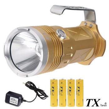 【特林TX】美國CREE L2 LED直充式極亮探照燈/手電筒(L2-FA1-Z)