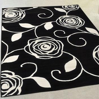 【Ambience】比利時Luna 現代地毯-玫瑰160x225cm