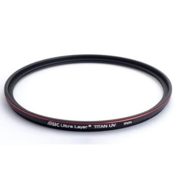 STC TITAN UV 抗紫外線 鋁環 超高硬度 保護鏡 58mm (公司貨)