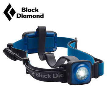 【美國Black Diamond】Sprinter 130流明頭燈(藍色)