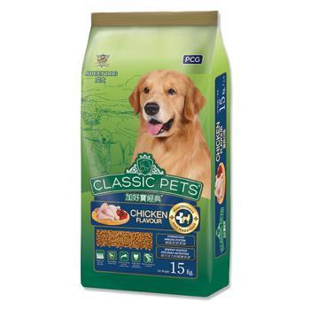 加好寶經典乾狗糧-雞肉口味(15kg/包)