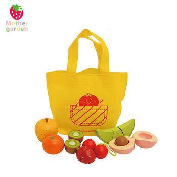 日本【Mother Garden】野草莓水果補充組