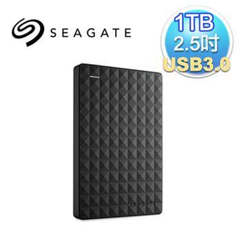 Seagate 希捷 新黑鑽 1TB 2.5吋 USB3.0 外接式硬碟(STEA1000400)