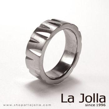 La Jolla W時尚 純鈦戒指(女款)